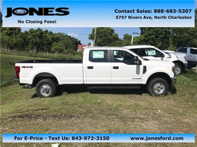 2018 F-350 Crew Cab 4x4,  Pickup #JEC35479 - photo 1
