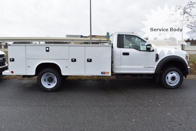2018 F-450 Regular Cab DRW 4x2,  Knapheide Service Body #JEC49029 - photo 4