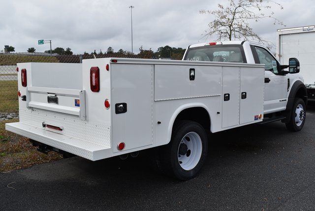 2018 F-450 Regular Cab DRW 4x2,  Knapheide Service Body #JEC49029 - photo 2