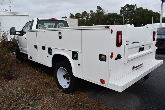 2018 F-450 Regular Cab DRW 4x2,  Knapheide Service Body #JEC49029 - photo 6