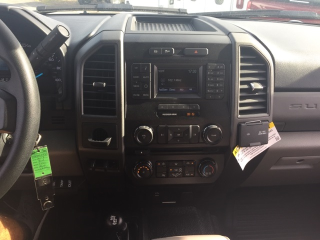 2018 F-450 Crew Cab DRW 4x4,  Knapheide Platform Body #JED03635 - photo 15