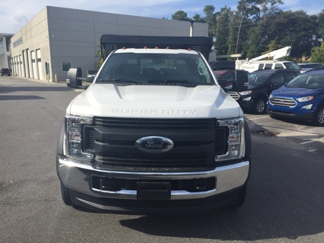 2018 F-450 Crew Cab DRW 4x4,  Knapheide Platform Body #JED03635 - photo 6