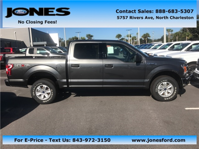 2018 F-150 SuperCrew Cab 4x4, Pickup #JFA41125 - photo 1