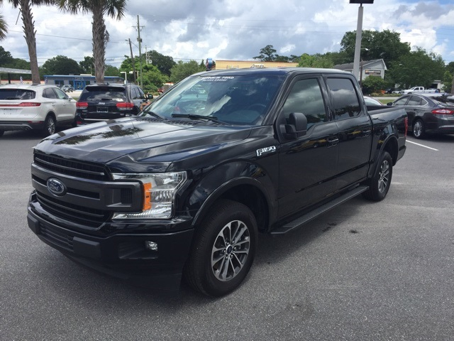 2018 F-150 SuperCrew Cab 4x2,  Pickup #JFA76254 - photo 4