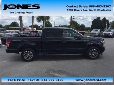 2018 F-150 SuperCrew Cab 4x2,  Pickup #JFA76254 - photo 1
