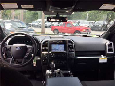 2018 F-150 SuperCrew Cab 4x2,  Pickup #JFA76254 - photo 5