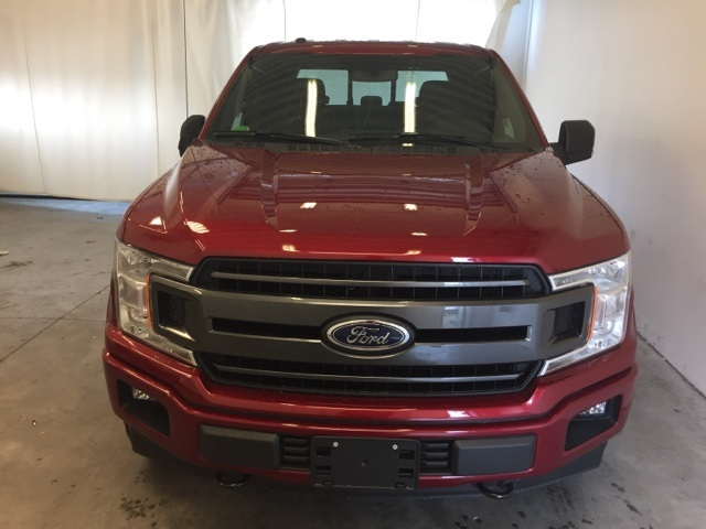 2018 F-150 Crew Cab 4x4, Pickup #JFA86839 - photo 4