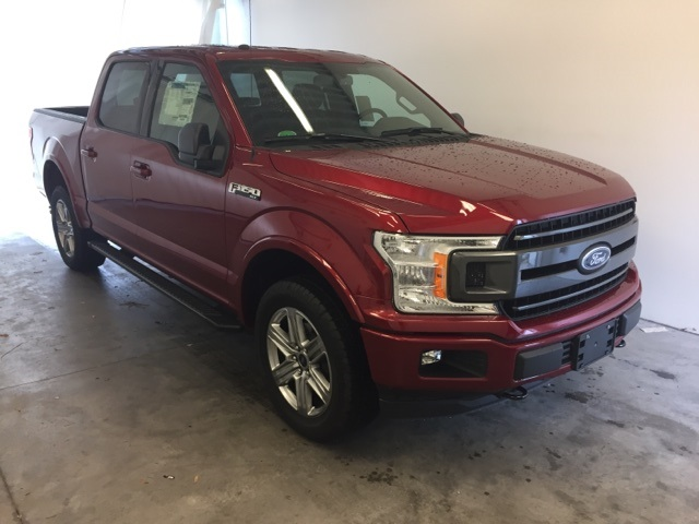 2018 F-150 Crew Cab 4x4, Pickup #JFA86839 - photo 5