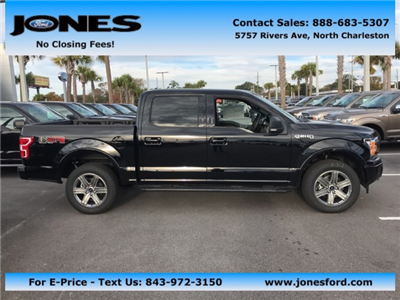 2018 F-150 SuperCrew Cab 4x4,  Pickup #JFA86841 - photo 1