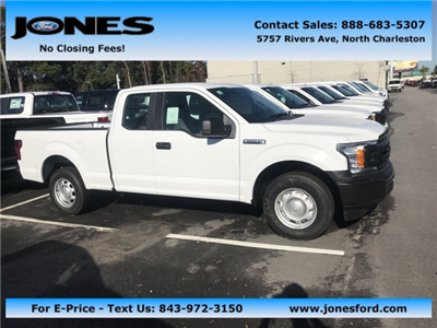 2018 F-150 Super Cab, Pickup #JFA86848 - photo 1
