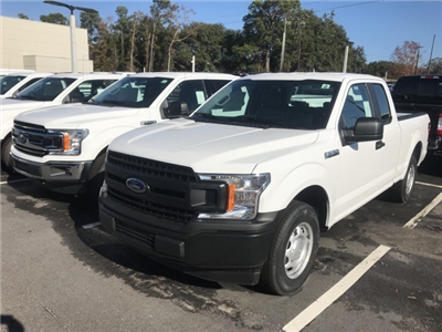2018 F-150 Super Cab, Pickup #JFA86848 - photo 3