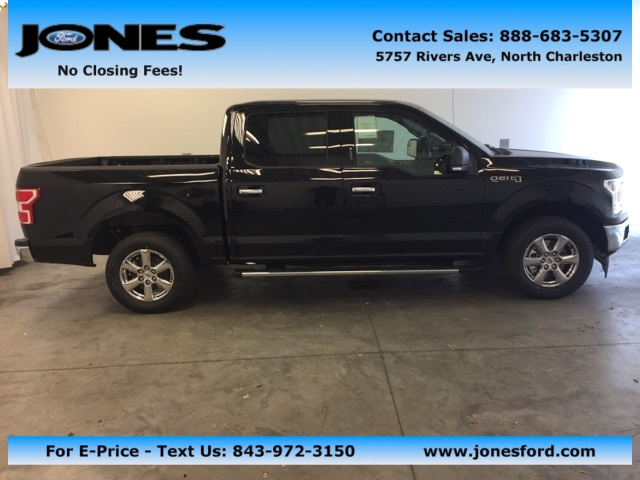 2018 F-150 Crew Cab, Pickup #JFB20057 - photo 1