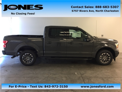 2018 F-150 SuperCrew Cab,  Pickup #JFB38130 - photo 1