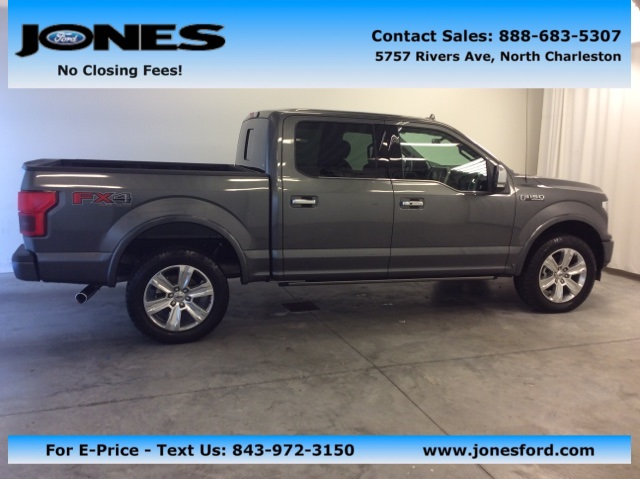 2018 F-150 SuperCrew Cab 4x4,  Pickup #JFB38132 - photo 1