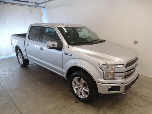 2018 F-150 SuperCrew Cab 4x4,  Pickup #JFB38134 - photo 3