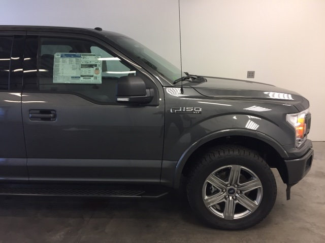 2018 F-150 SuperCrew Cab 4x4, Pickup #JFB38136 - photo 3