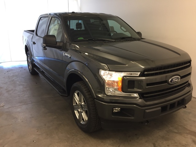 2018 F-150 SuperCrew Cab 4x4, Pickup #JFB38136 - photo 4