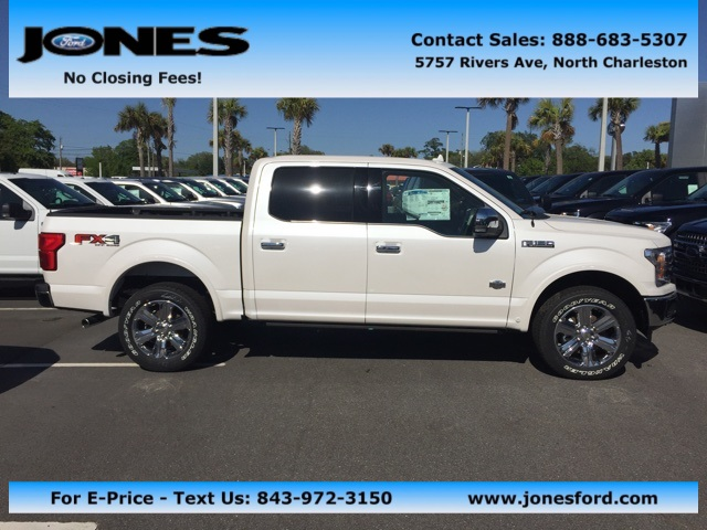 2018 F-150 SuperCrew Cab 4x4,  Pickup #JFC09161 - photo 1