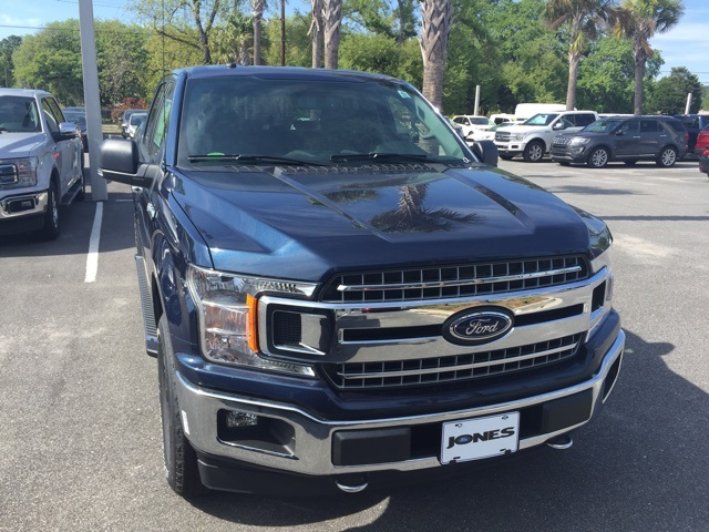 2018 F-150 SuperCrew Cab 4x4,  Pickup #JFC38429 - photo 3