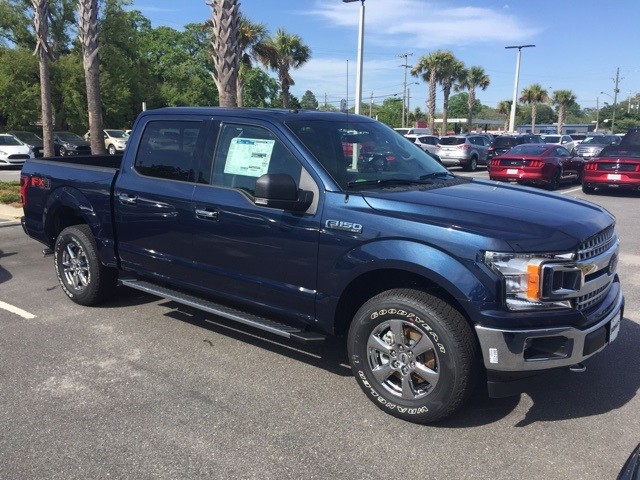 2018 F-150 SuperCrew Cab 4x4,  Pickup #JFC38429 - photo 4