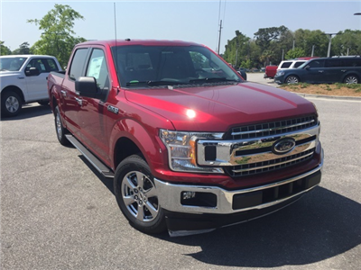 2018 F-150 SuperCrew Cab 4x2,  Pickup #JFC59582 - photo 3