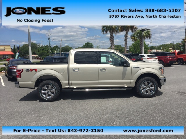 2018 F-150 SuperCrew Cab 4x4,  Pickup #JFC59584 - photo 1