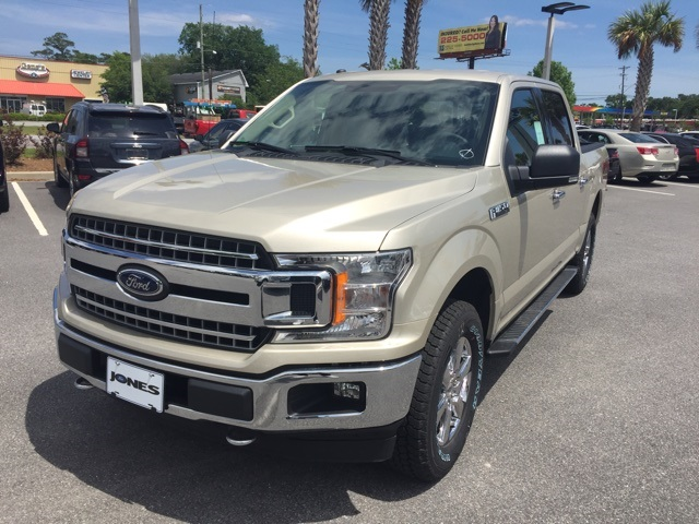 2018 F-150 SuperCrew Cab 4x4,  Pickup #JFC59584 - photo 3