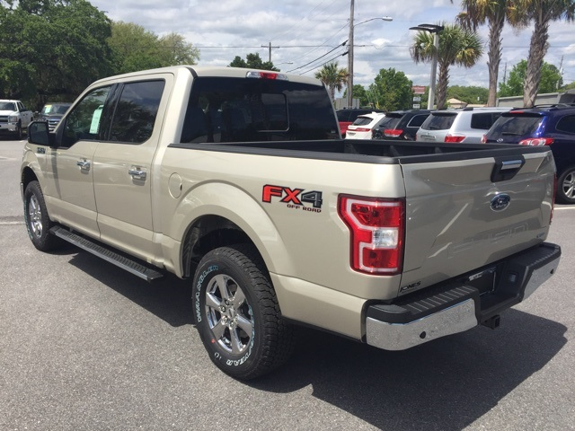 2018 F-150 SuperCrew Cab 4x4,  Pickup #JFC59584 - photo 2