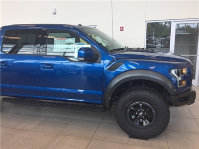 2018 F-150 SuperCrew Cab 4x4,  Pickup #JFC69172 - photo 4