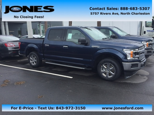 2018 F-150 SuperCrew Cab 4x2,  Pickup #JFD01566 - photo 1