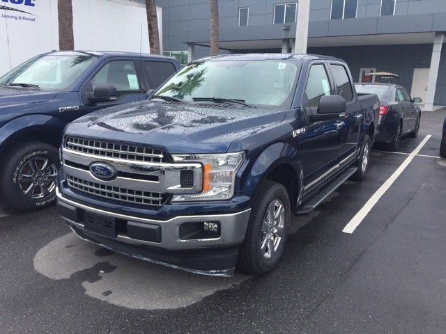 2018 F-150 SuperCrew Cab 4x2,  Pickup #JFD01566 - photo 3
