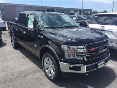 2018 F-150 SuperCrew Cab 4x4,  Pickup #JFD23421 - photo 4