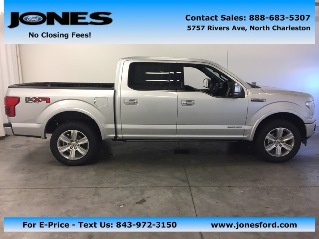 2018 F-150 SuperCrew Cab 4x4,  Pickup #JFD48904 - photo 1