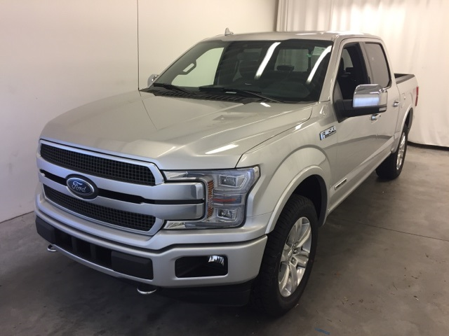 2018 F-150 SuperCrew Cab 4x4,  Pickup #JFD48904 - photo 6