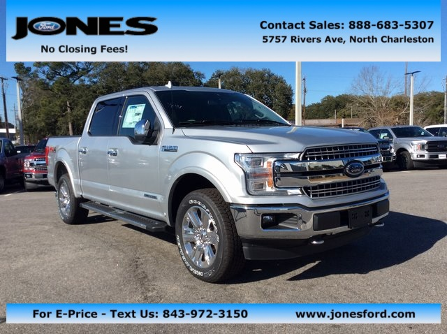 2018 F-150 SuperCrew Cab 4x4,  Pickup #JFD79557 - photo 1