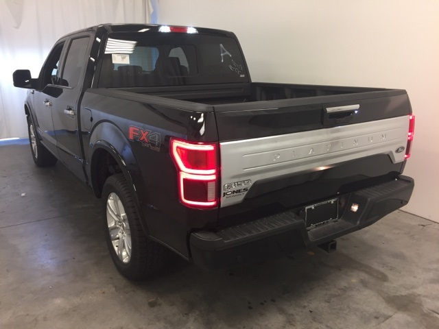 2018 F-150 SuperCrew Cab 4x4,  Pickup #JFD79558 - photo 2