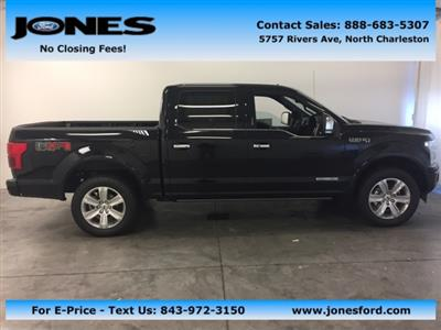 2018 F-150 SuperCrew Cab 4x4,  Pickup #JFD79558 - photo 1