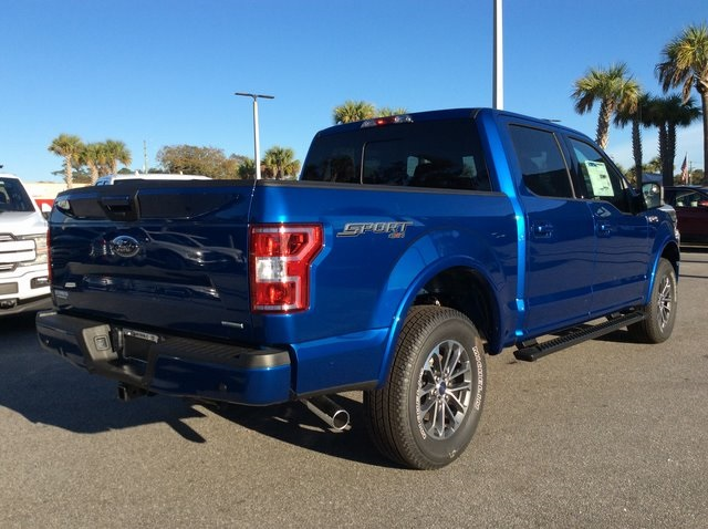 2018 F-150 SuperCrew Cab 4x4,  Pickup #JFE36205 - photo 2