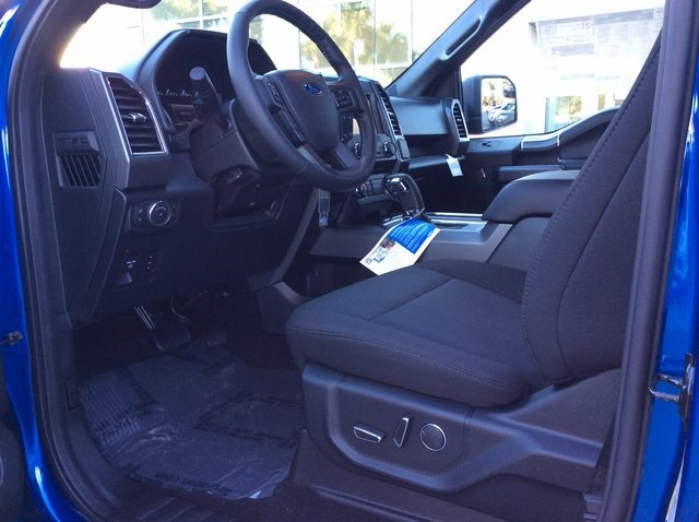 2018 F-150 SuperCrew Cab 4x4,  Pickup #JFE36205 - photo 5
