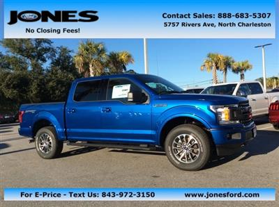 2018 F-150 SuperCrew Cab 4x4,  Pickup #JFE36205 - photo 1