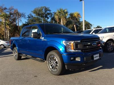 2018 F-150 SuperCrew Cab 4x4,  Pickup #JFE36205 - photo 3