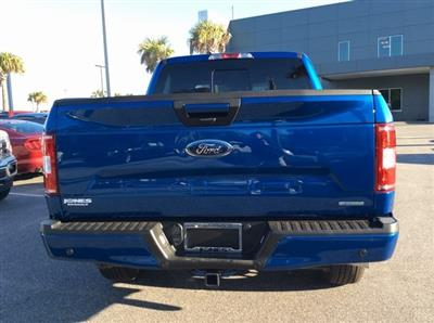 2018 F-150 SuperCrew Cab 4x4,  Pickup #JFE36205 - photo 4