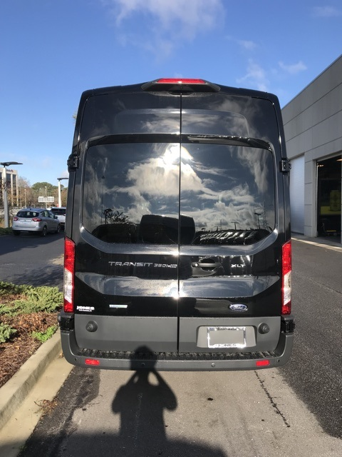 2018 Transit 350 HD High Roof DRW, Passenger Wagon #JKA05049 - photo 10