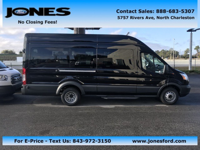 2018 Transit 350 HD DRW, Passenger Wagon #JKA12882 - photo 1