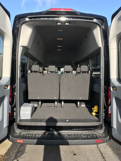 2018 Transit 350 HD DRW, Passenger Wagon #JKA12882 - photo 13