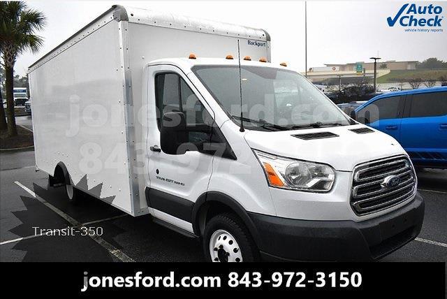 2018 Ford Transit 350 HD DRW 4x2, Rockport Cutaway Van #TJKA26902 - photo 1