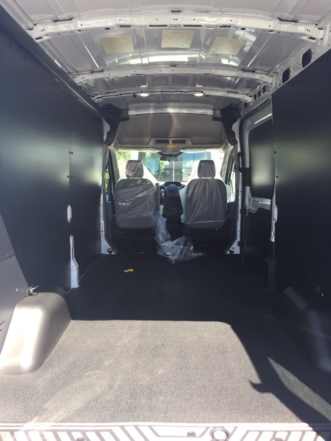 2018 Transit 250 Med Roof 4x2,  Empty Cargo Van #JKA94411 - photo 2