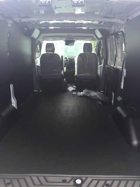 2018 Transit 250 Low Roof 4x2,  Empty Cargo Van #JKB13228 - photo 10