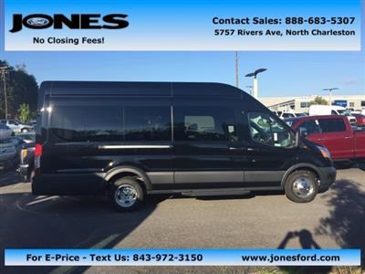 2018 Transit 350 HD High Roof DRW 4x2,  Passenger Wagon #JKB39712 - photo 1