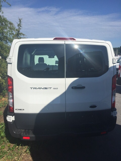 2018 Transit 150 Low Roof 4x2,  Empty Cargo Van #JKB44958 - photo 3